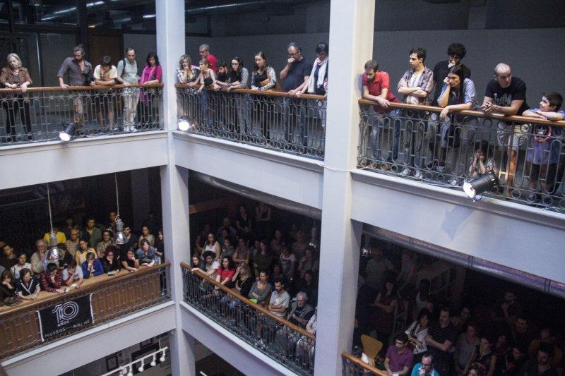 MUSEOS EN LA NOCHE  16
